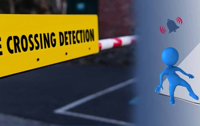 عبور از خط (line crossing) دوربین مداربسته چیست