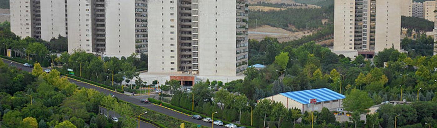 نصب دوربین مداربسته در تهرانپارس